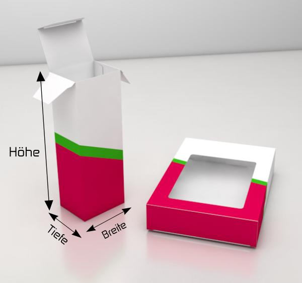 Schachteln faltkarton drucken faltschachteldruck mit for Folie drucken lassen